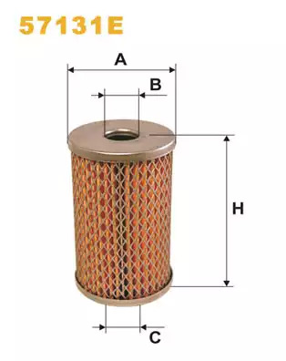 WIX FILTERS 57131E